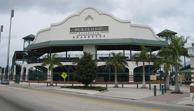 McKechnie Field