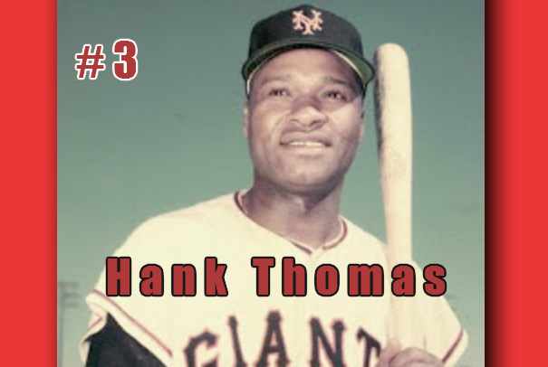 Hank Thomas, Third Black Hall of Fame Inductee. Image; Carl Bennett, Aplus Sports and More, LLC
