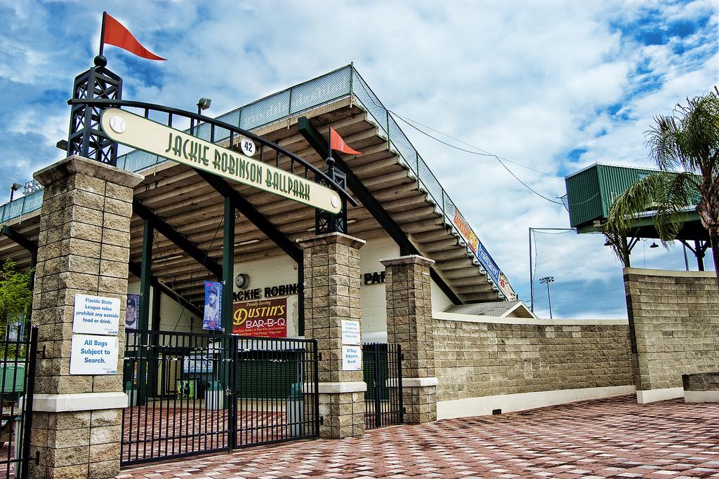 Jackie Robinson Stadium