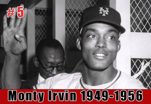 Monty Irvin, The 5th Black Hall of Fame Inductee. Image; Carl Bennett, Aplus Sports and More, LLC
