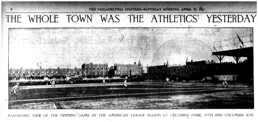 Columbia Park 1901