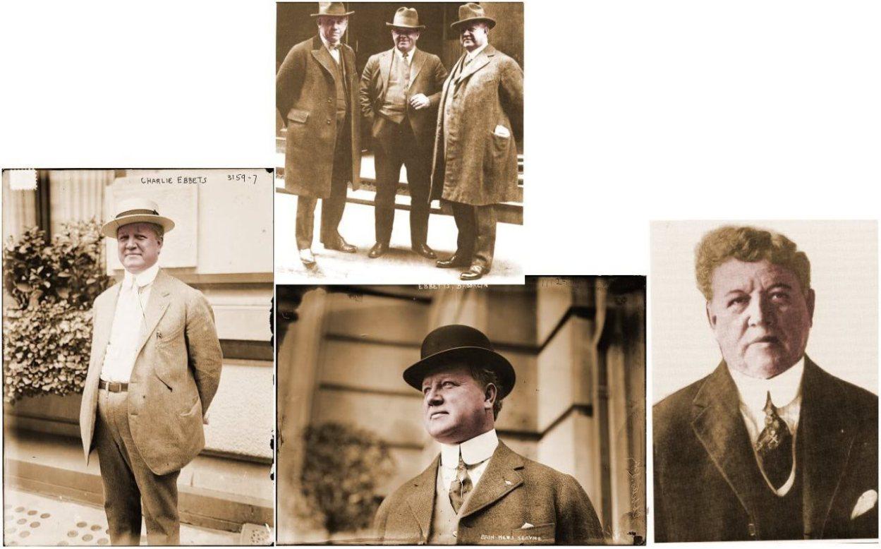 Charlie Ebbets-Historical, Archivel Photographs