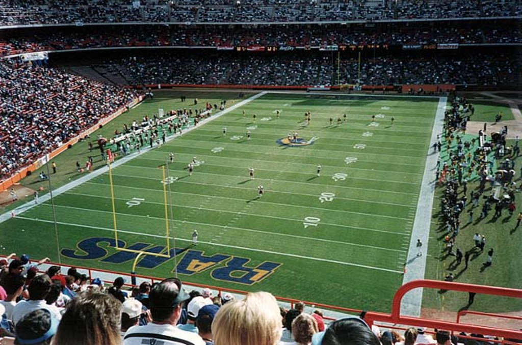 Anaheim Stadium Where Los Angeles Angle Baseball History