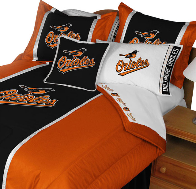 Baltimore Orioles Bedding