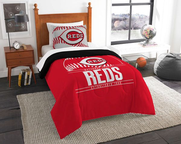 Cincinnati Reds Bedding