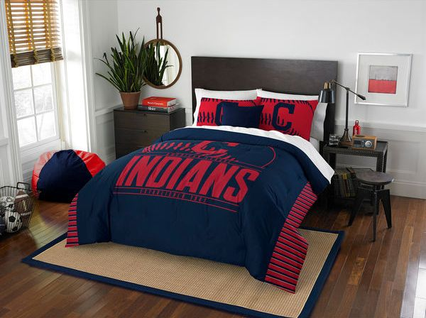 Cleveland Indians Bedding