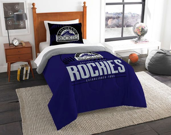 Colorado Rockies Bedding