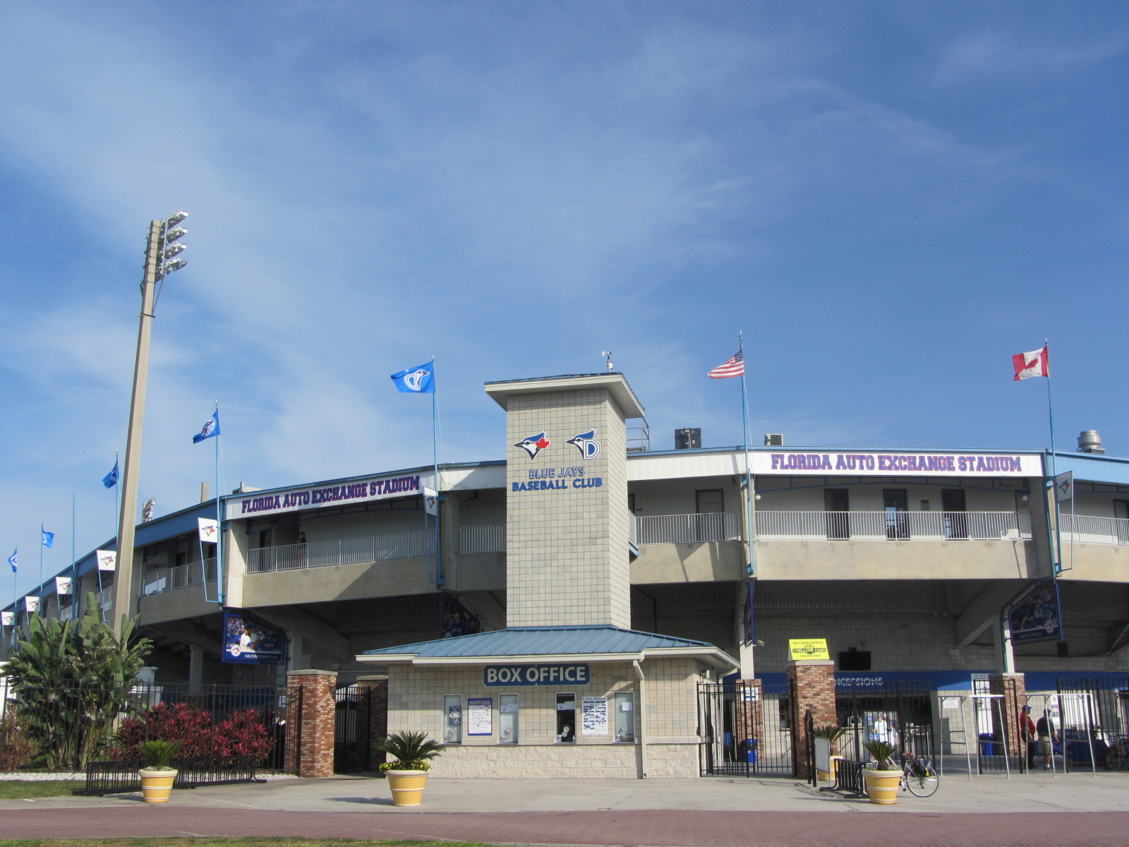 Minor league baseball stadiums for March motors jacksonville fl
