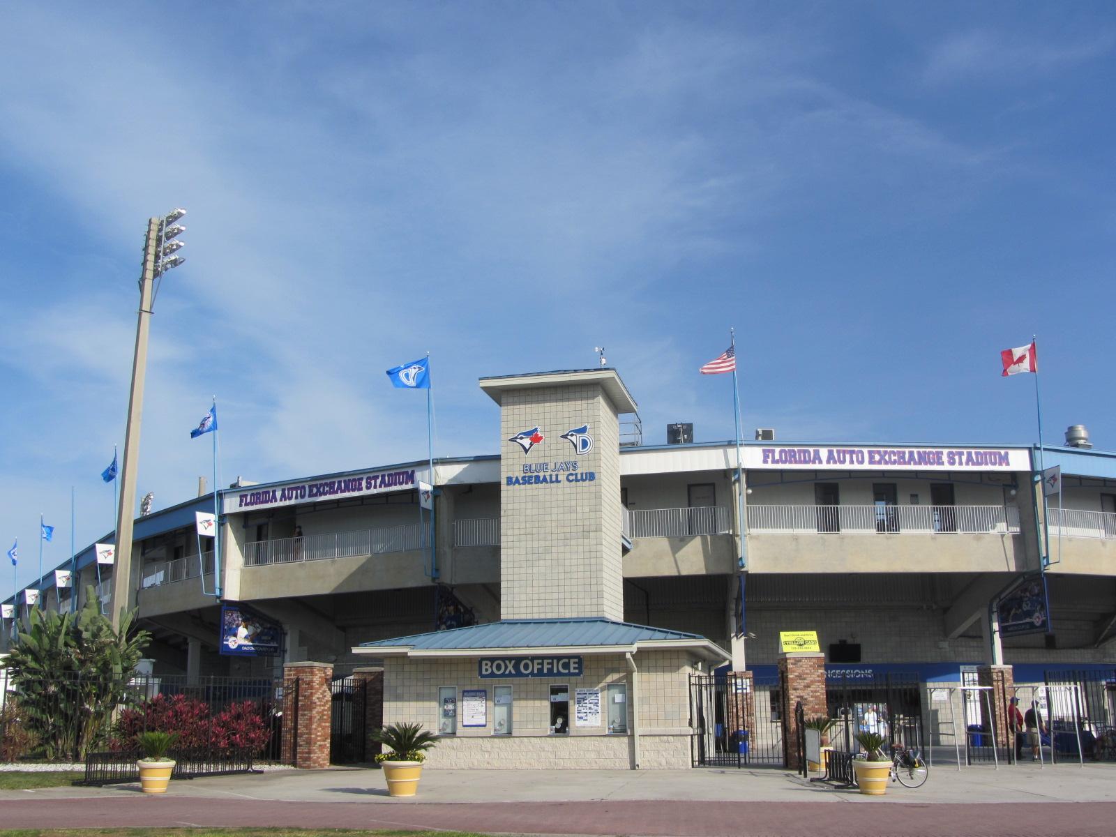 Florida Auto Exchange Stadium