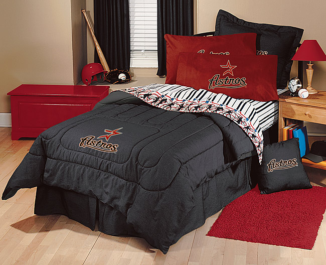 Houston Astros Bedding