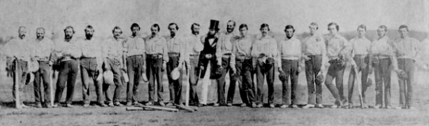 The Knickerbockers Baseball Social Club