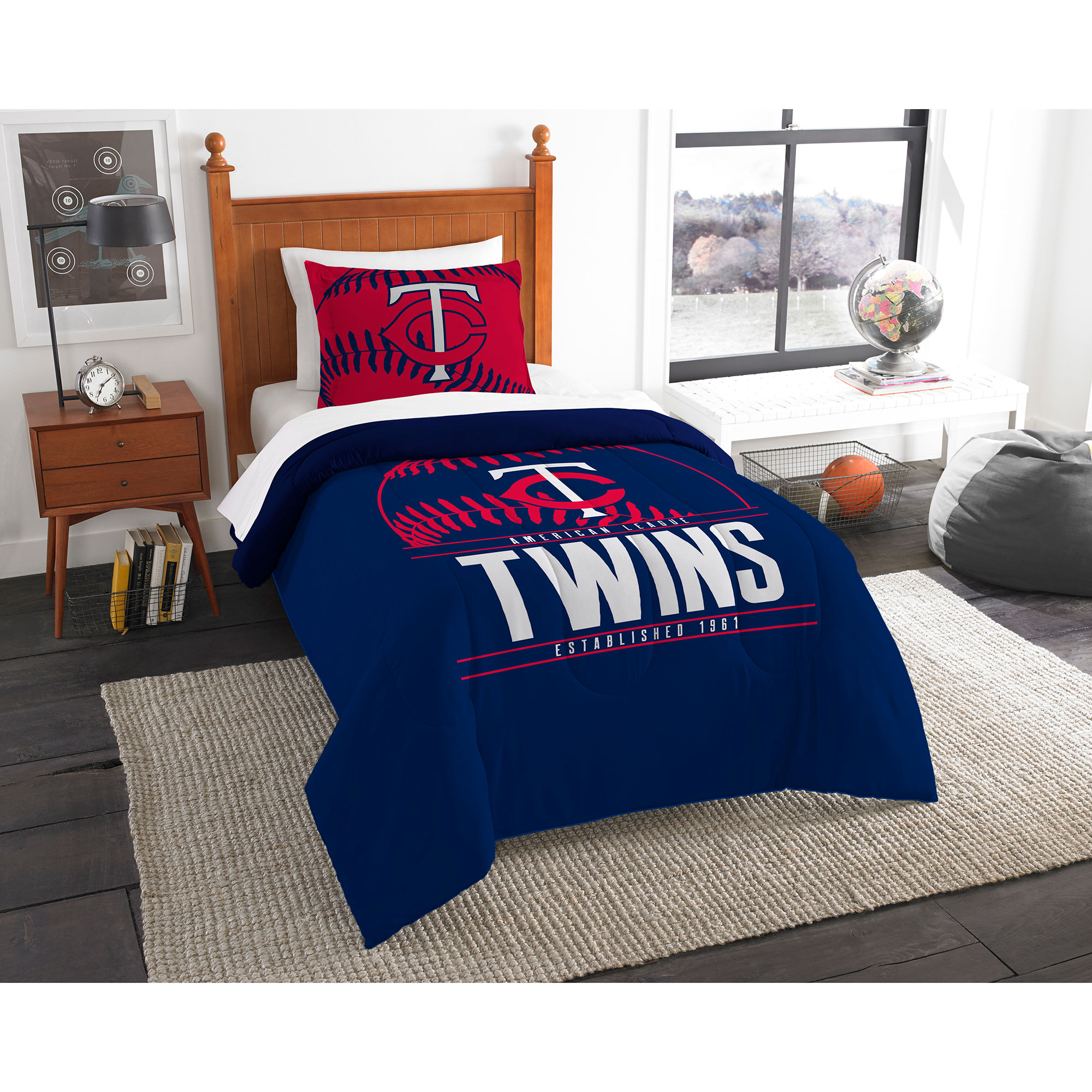 Minnesota Twins Bedding