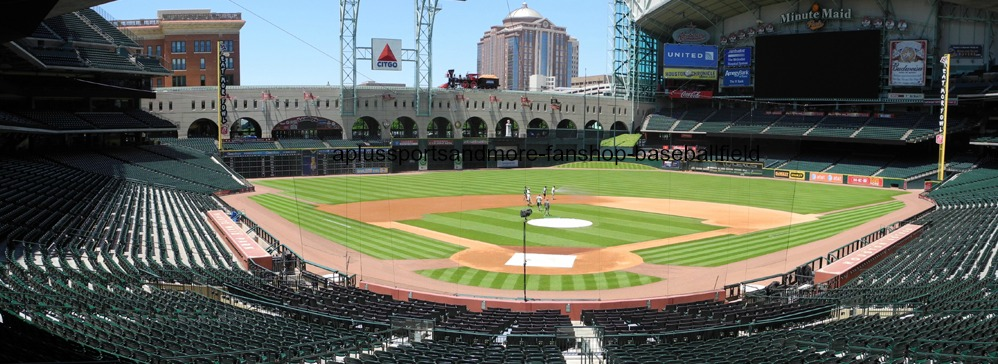 Minute Maid Park Mlb S Second Retractable Roof Ballpark