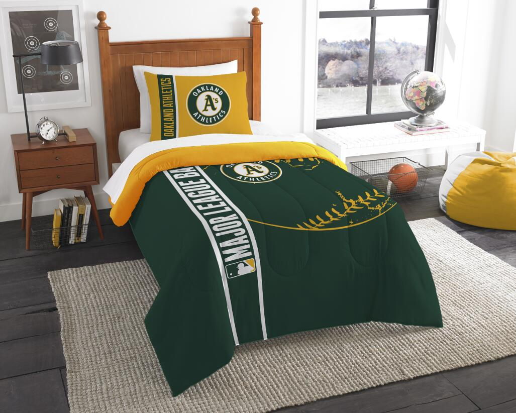 Oakland A's Bedding