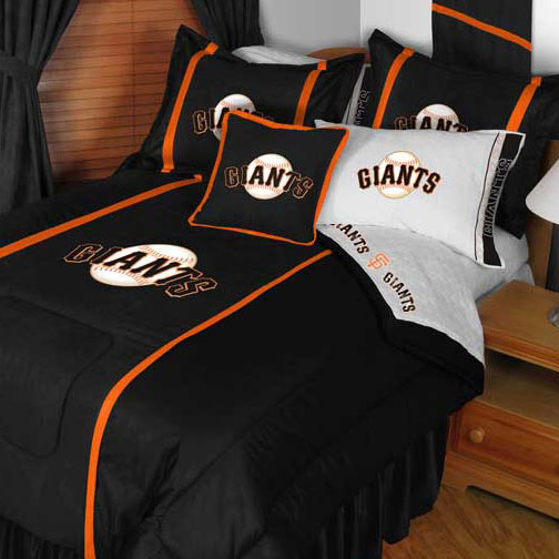 SF Giants Bedding