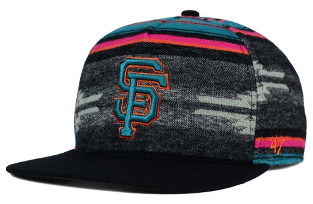 San Francisco Giants MLB '47 Chapparal Snapback Cap