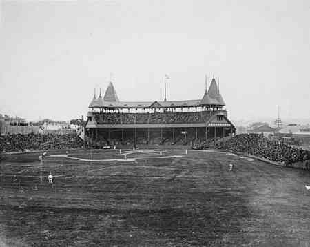 South End Grounds 1893