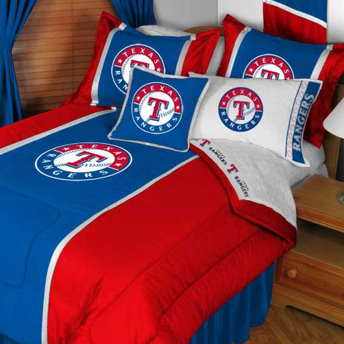 Texas Rangers Bedding