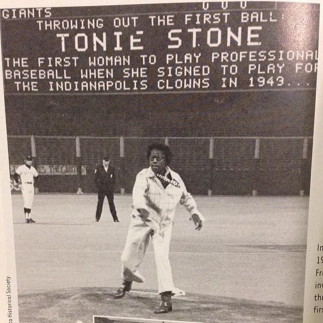 Toni Stone