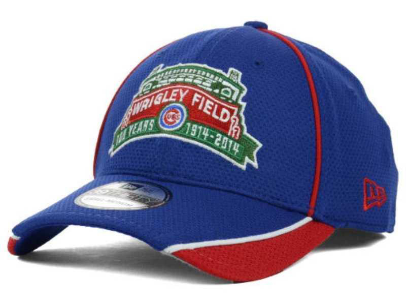 CHICAGO CUBS MLB WRIGLEY 100TH ANNIVERSARY