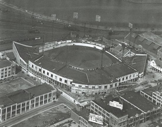 www.bu.edu550 × 432Search by image Braves Field, Boston Braves, Nickerson Field