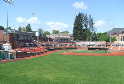In May 2008, the Goss Stadium expansion project which consisted of extending the stadium down the 1st and 3rd baselines, was completed. This expansion raised the capacity from 2,000 to 3,248 spectators.