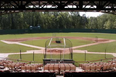 "It hosted its first game on July 8, 1926. 2,500 people watched as the Spartanburg Spartans defeated the Macon Peaches 5-1. Nearly 21,000 fans attended the deciding Game 5 of the 1936 ""World Series"" of American Legion baseball at Duncan Park when Spartanburg defeated Los Angeles."