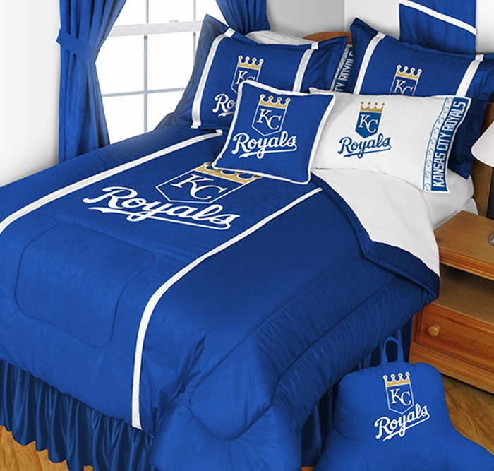 Kansas City Royals Bedding
