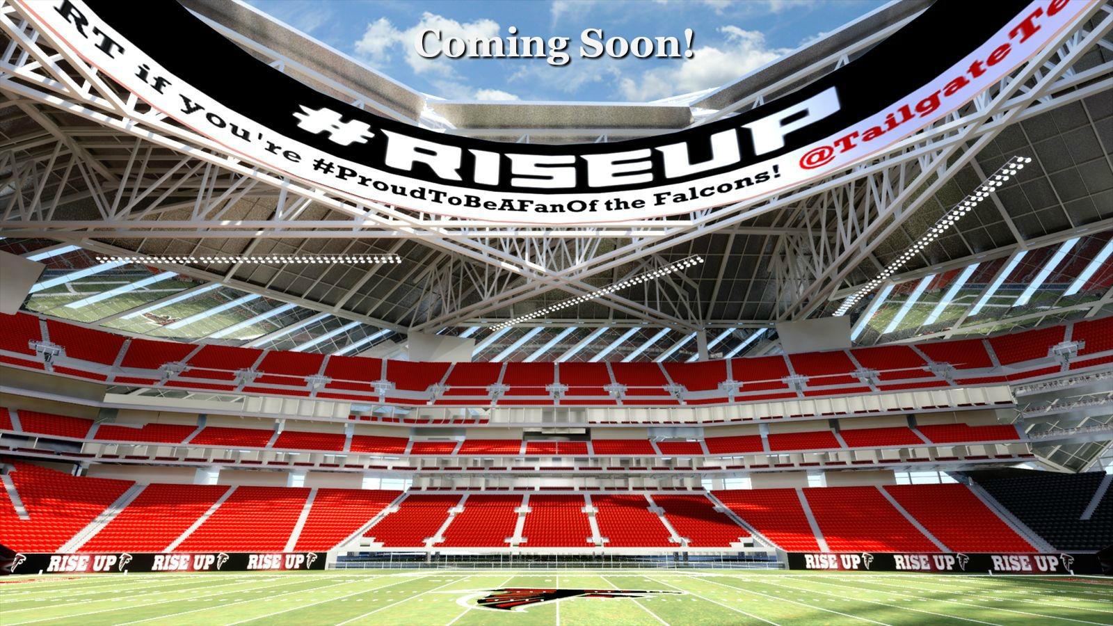 Atlanta Falcons New Stadium Rendering