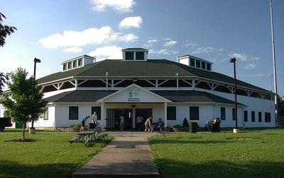 Liberty Park Stadium, Sedalia, Missouri (1936–1937)