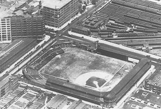 Philadelphia Base Ball Grounds (1881-1895) National League Park (1895-1913, Officially There a