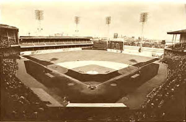 Shibe Park one of the first Jewel-Box-Stadiums