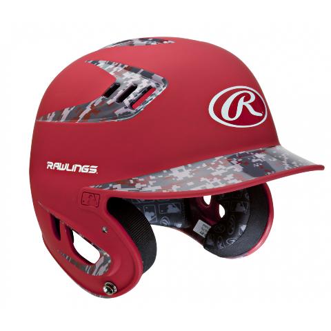 Rawling Baseball helmets
