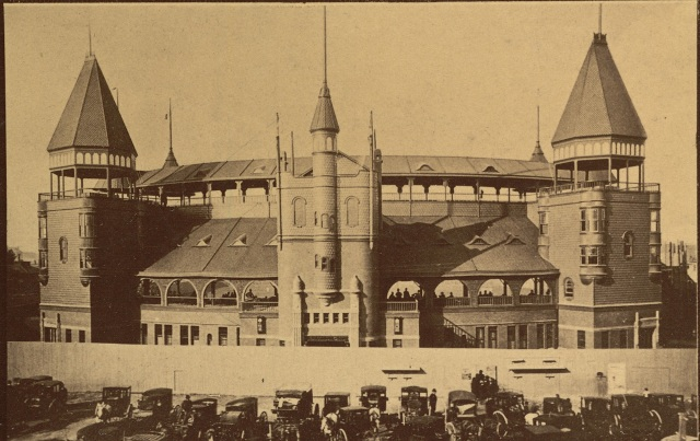 South End Grounds, Roxbury, Massachusetts 1890