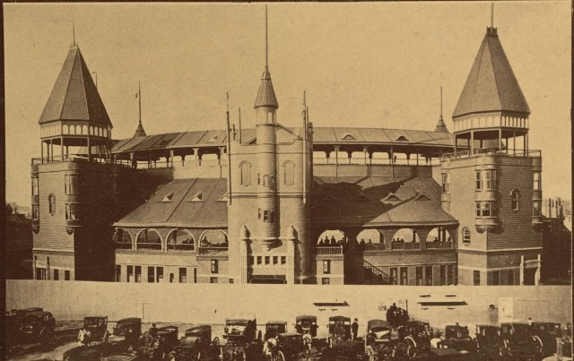 South End Grounds, Roxbury, Massachusetts 1890