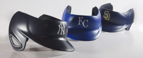 Mlb Protective Pitching Helmets