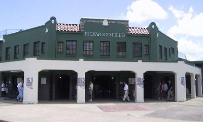 It was built for the Birmingham Barons in 1910 by industrialist and team-owner Rick Woodward and has served as the home park for the Birmingham Barons and the Birmingham Black Barons of the Negro Leagues